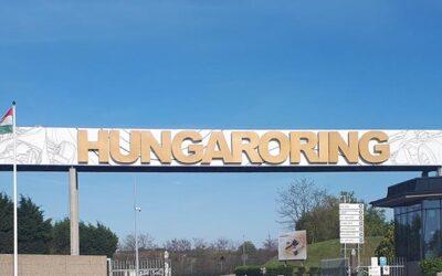 Hétvégére megjön az eső a Hungaroringre?