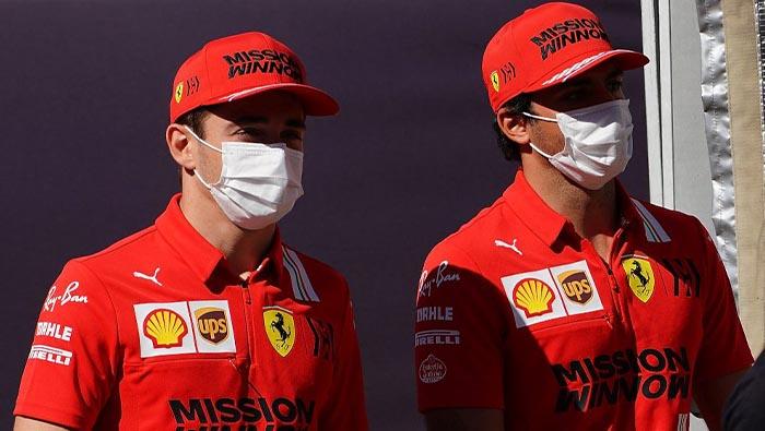 Leclerc szerint versenybaleset volt