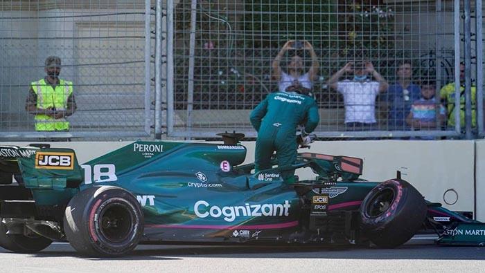 A Pirelli befejezte a vizsgálatát Stroll és Verstappen bakui defektjeivel kapcsolatban