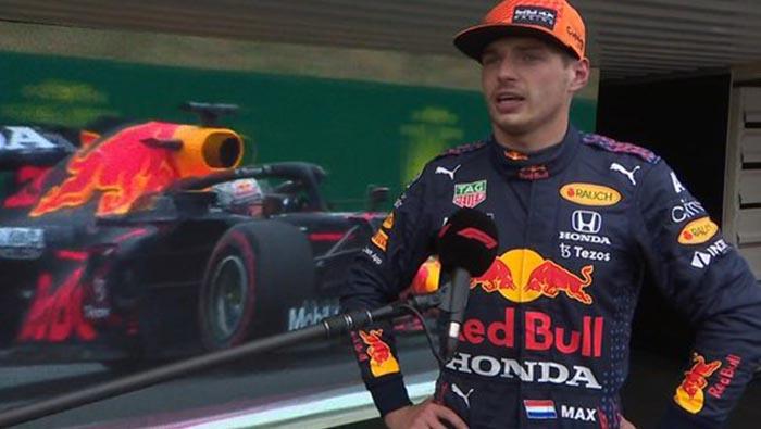 Verstappen: Lewis sportszerűtlen és tiszteletlen volt