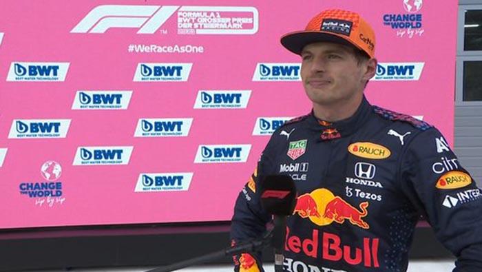 Verstappen-é a pole, Hamilton csak a negyedik helyet szerezte meg
