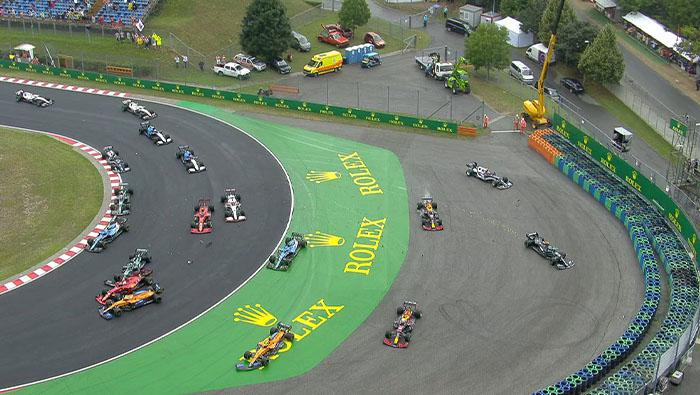 Leclerc: Nagyszerű rajt volt, aztán történt, ami történt