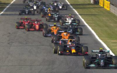 Stefano Domenicali: Elégedettek vagyunk az első két F1-es sprint tapasztalataival