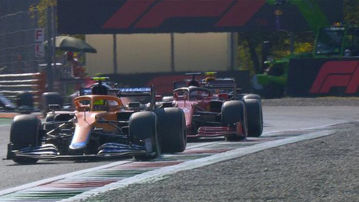Sajtó: Leclerc újra hosszabbít a Ferrarival