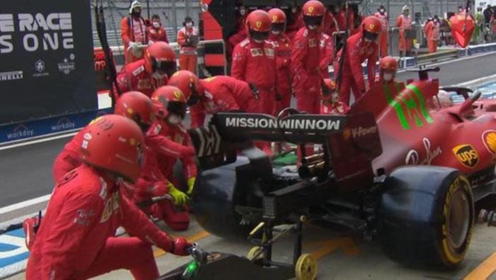 A Ferrari új motorjával már legyőzik a Mclaren-t?