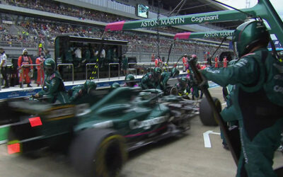 Ralf Schumacher: Az Aston Martin kínos helyzetbe hozta saját magát